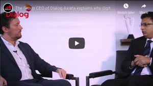 Supun Weerasinghe, Group CEO, Dialog Axiata