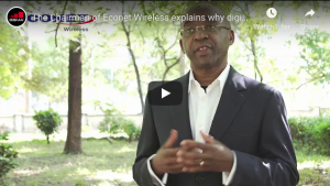 Strive Masiyiwa, Chairman, Econet Wireless