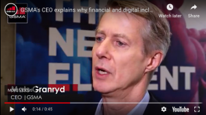 GSMA's CEO explains why financial and digital inclusion of women is an important issue