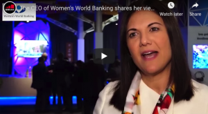 Mary Ellen Iskenderian, CEO, Women's World Banking