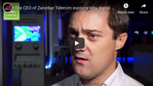 The CEO of Zanzibar Telecom explains why digital and financial inclusion for women is important