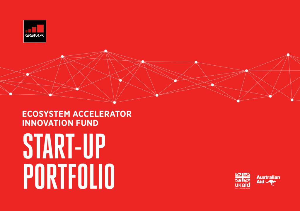GSMA Ecosystem Accelerator Innovation Fund Start-up Portfolio image