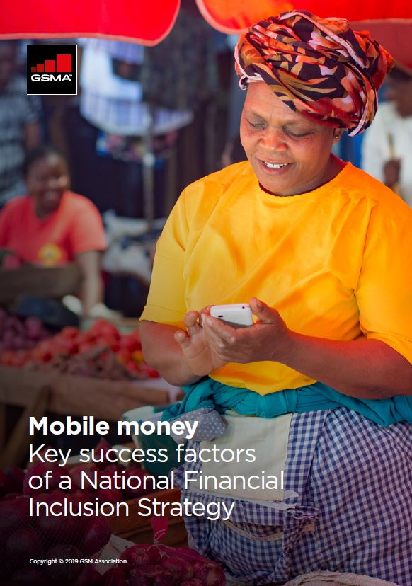 Mobile Money: Key Success Factors of a National Financial Inclusion Strategy image