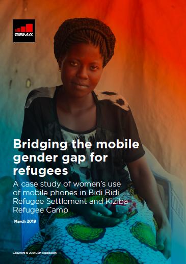 Bridging the mobile gender gap for refugees image
