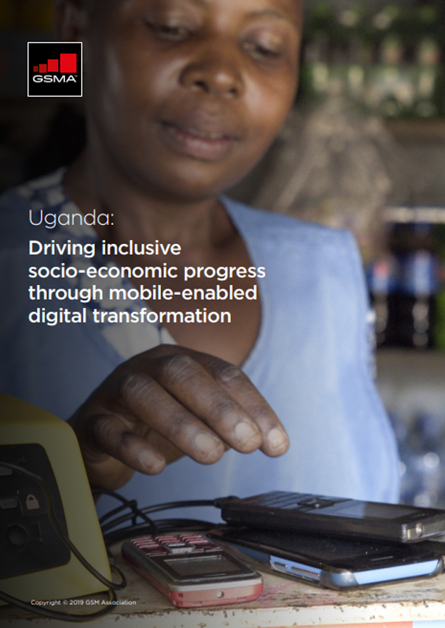 Uganda: Driving inclusive socio-economic progress through mobile-enabled digital transformation image