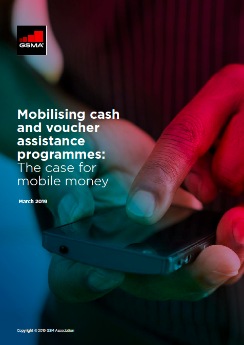 Mobilising cash and voucher assistance programmes: The case for mobile money image