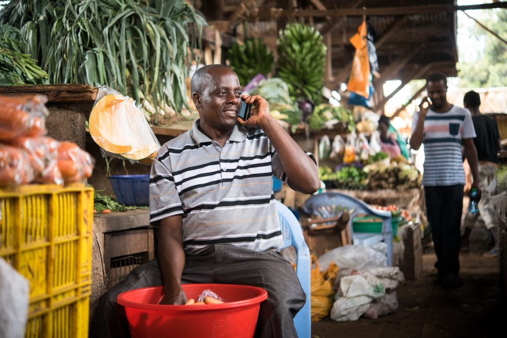 Improving financial inclusion through data for smallholder farmers in Kenya image
