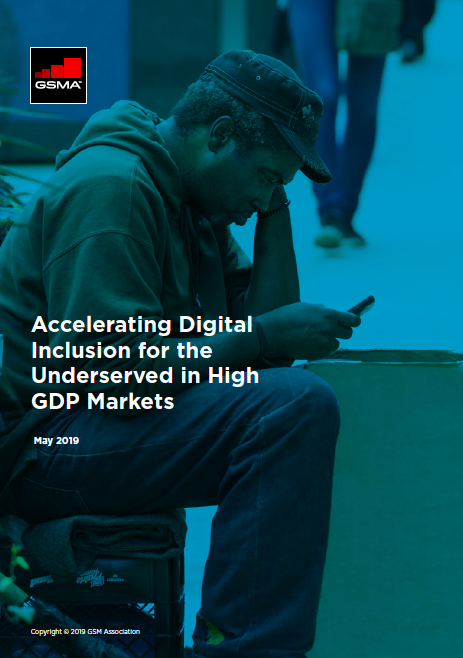 Accelerating Digital Inclusion for the Underserved in High GDP Markets image