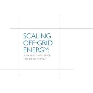Scaling Off-Grid Energy