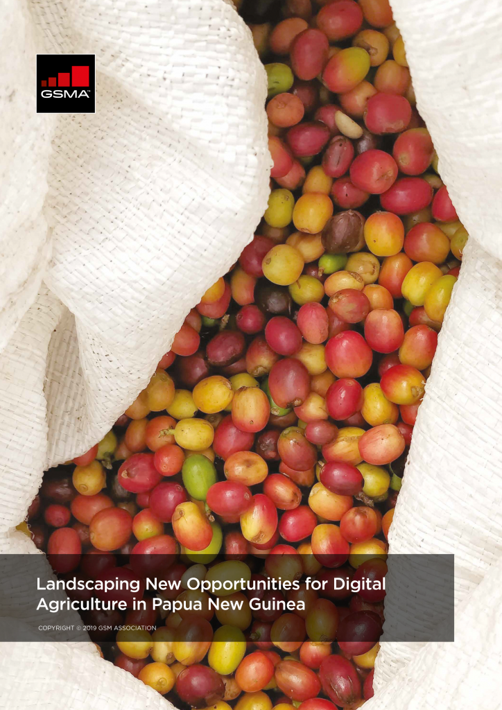 Landscaping New Opportunities for Digital Agriculture in Papua New Guinea image