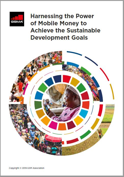 Harnessing the power of mobile money to achieve the Sustainable Development Goals image