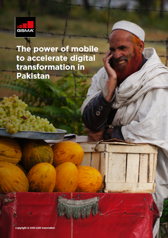 The power of mobile to accelerate digital transformation in Pakistan image