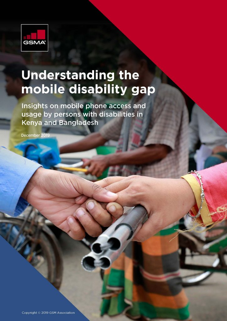 Understanding the mobile disability gap image