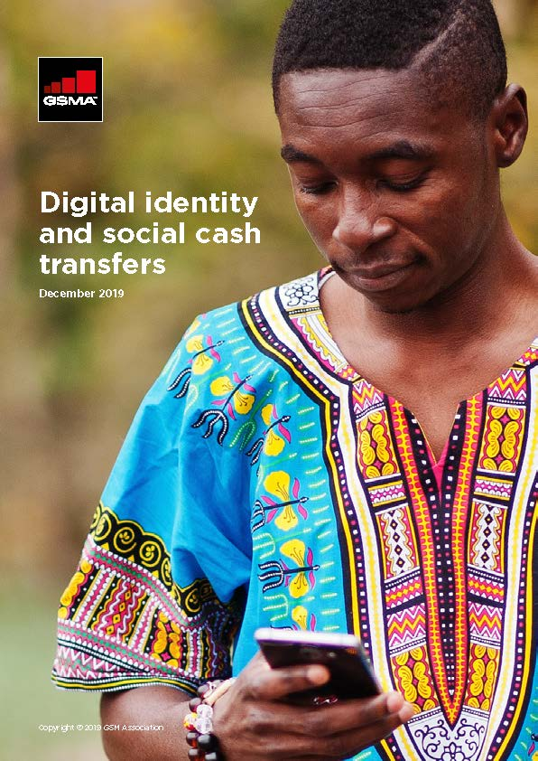 Digital identity and social cash transfers image