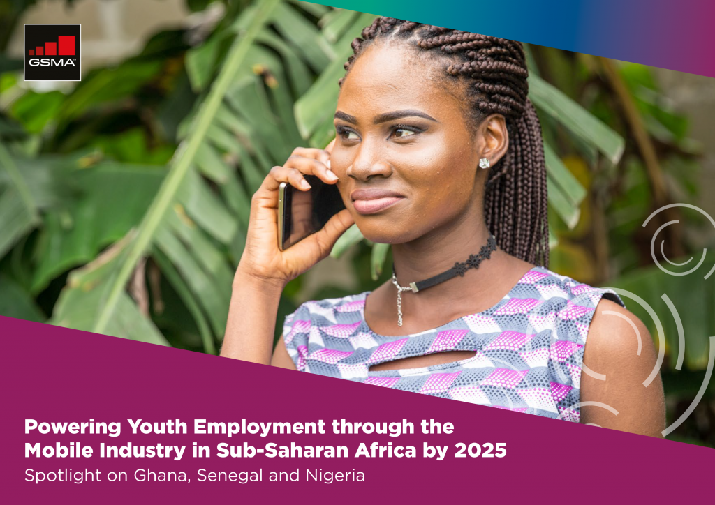 Powering Youth Employment through the Mobile Industry in Sub-Saharan Africa by 2025 image