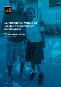 Leveraging the Potential of Mobile for Persons with Disabilities image