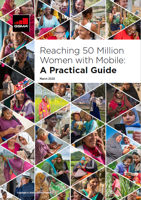 Reaching 50 Million Women with Mobile: A Practical Guide image