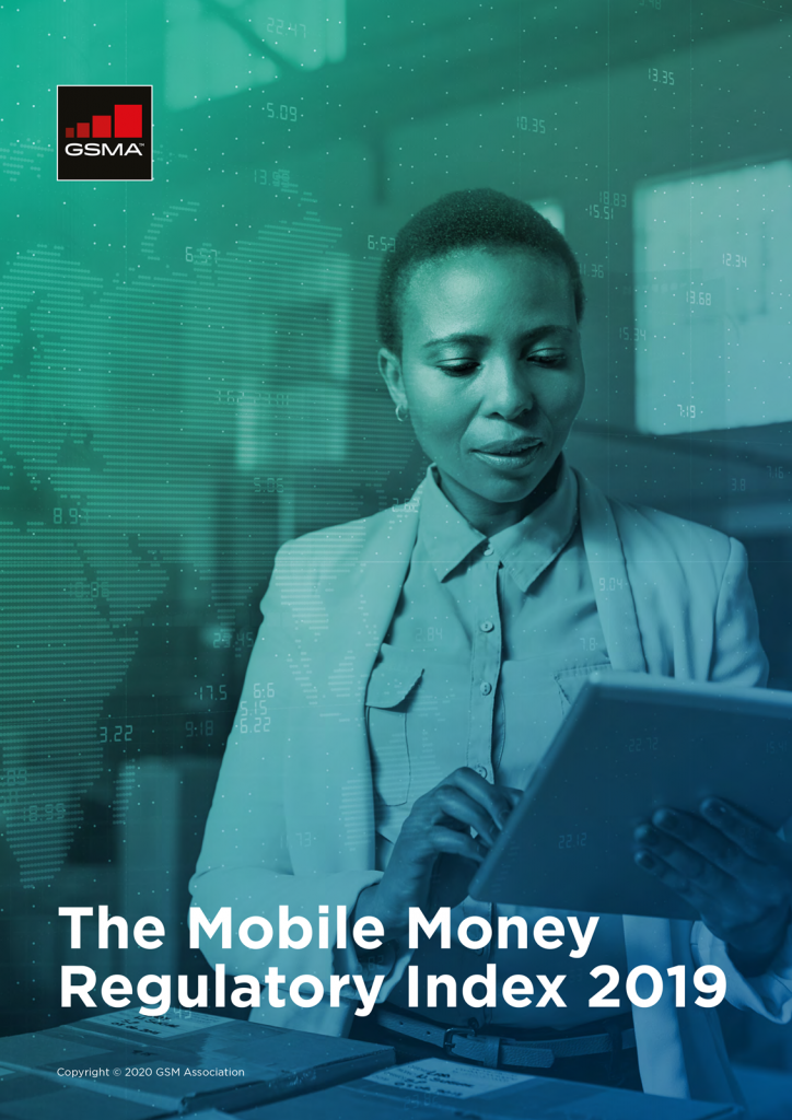 Mobile Money Regulatory Index 2019 image