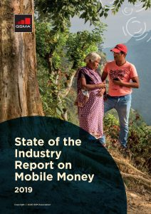 State of the Industry Report on Mobile Money 2019 image