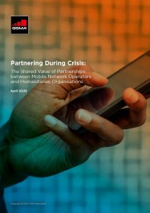 Partnering During Crisis: The Shared Value of Partnerships between Mobile Network Operators and Humanitarian Organisations image