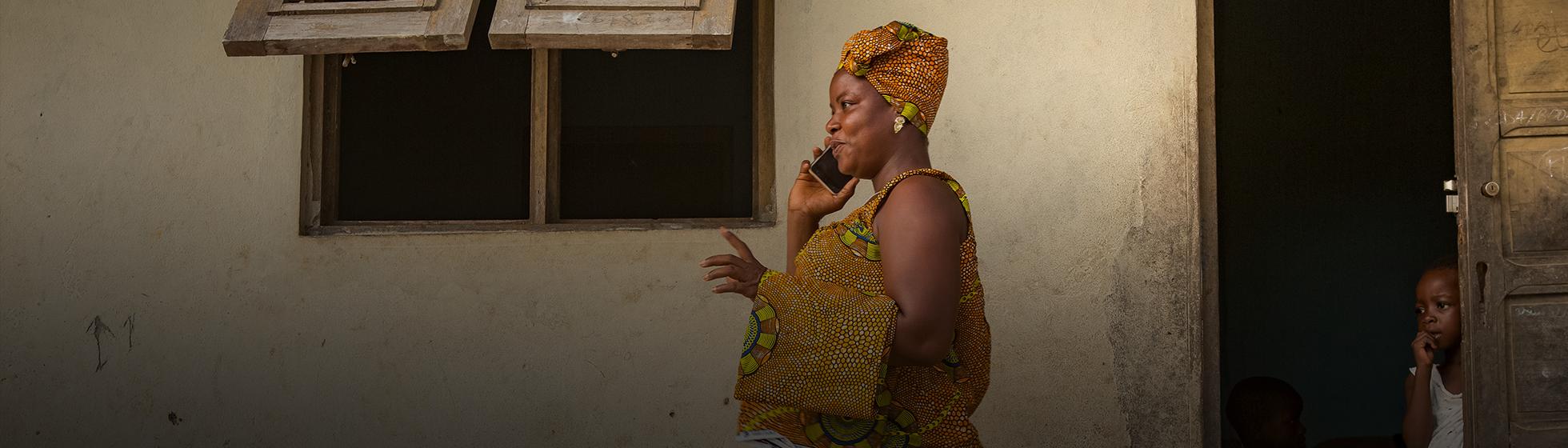<p>GSMA Connected Women Commitment Initiative</p>
