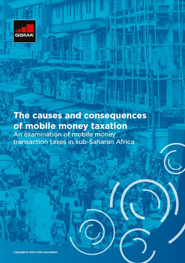 The causes and consequences of mobile money taxation: An examination of mobile money transaction taxes in sub-Saharan Africa image