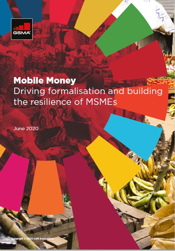 Mobile Money: Driving formalisation and building the resilience of MSMEs image