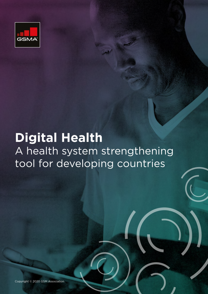 Digital Health: <br> A health system strengthening tool for developing countries image