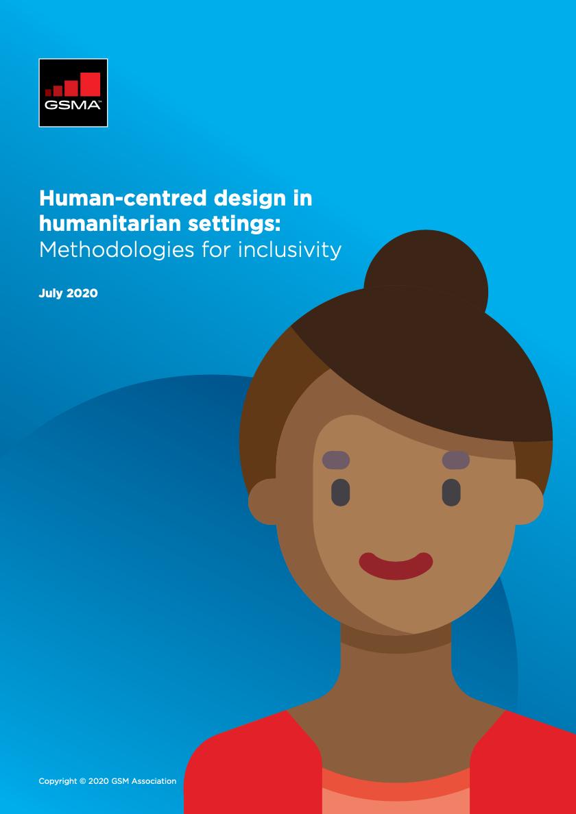 Human-centred design in humanitarian settings: Methodologies for inclusivity image