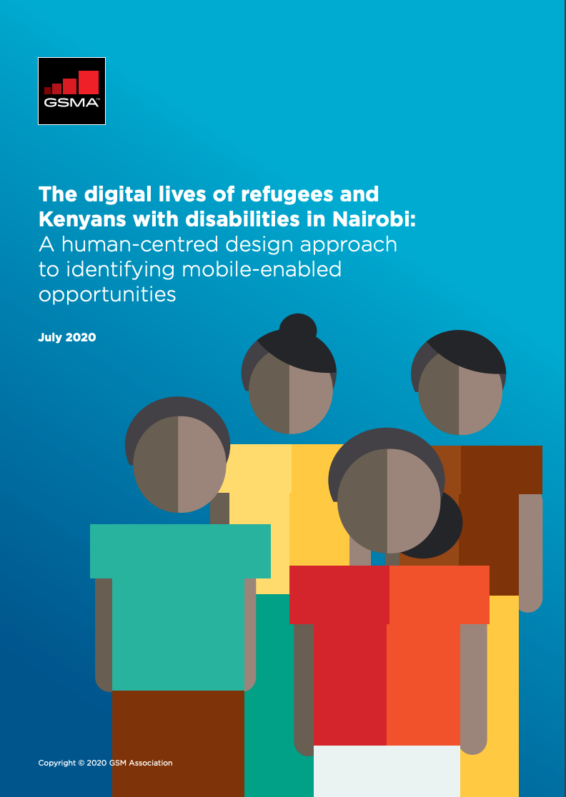 The digital lives of refugees and Kenyans with disabilities in Nairobi image