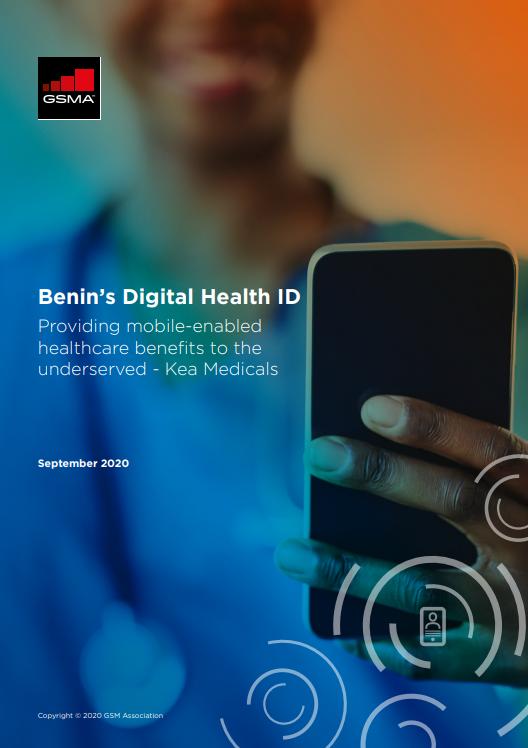 Benin's Digital Health ID image