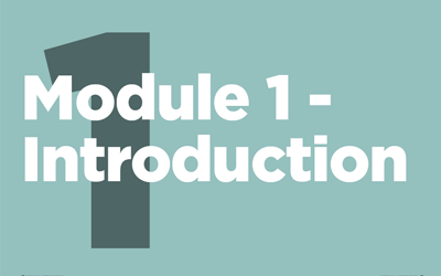 Download Module 1 - Introduction