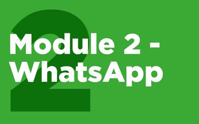 MISTT Thumbnail - 2. WhatsApp Module