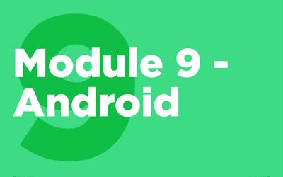 MISTT Thumbnail - 9. Android Module