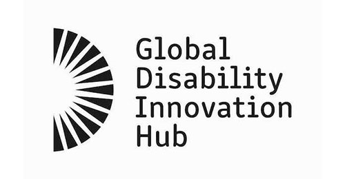 Global Disability Innovation Hub logo