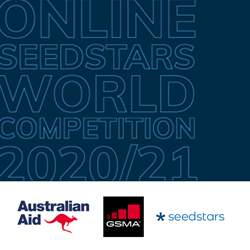 Online Seedstars World Competition – Pacific Islands 2020/21