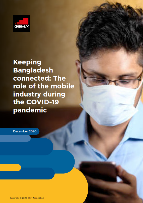 Keeping Bangladesh connected: The role of the mobile industry during the COVID-19 pandemic image