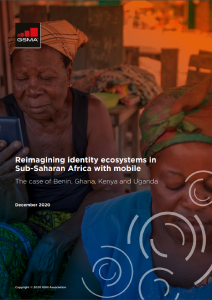Reimagining identity ecosystems in Sub-Saharan Africa with mobile image
