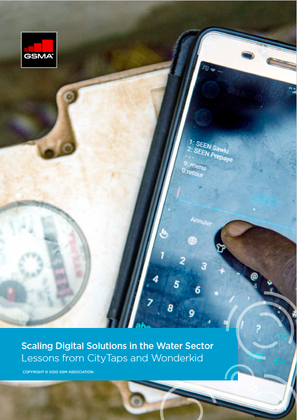 Scaling Digital Solutions in the Water Sector – Lessons from CityTaps and Wonderkid image