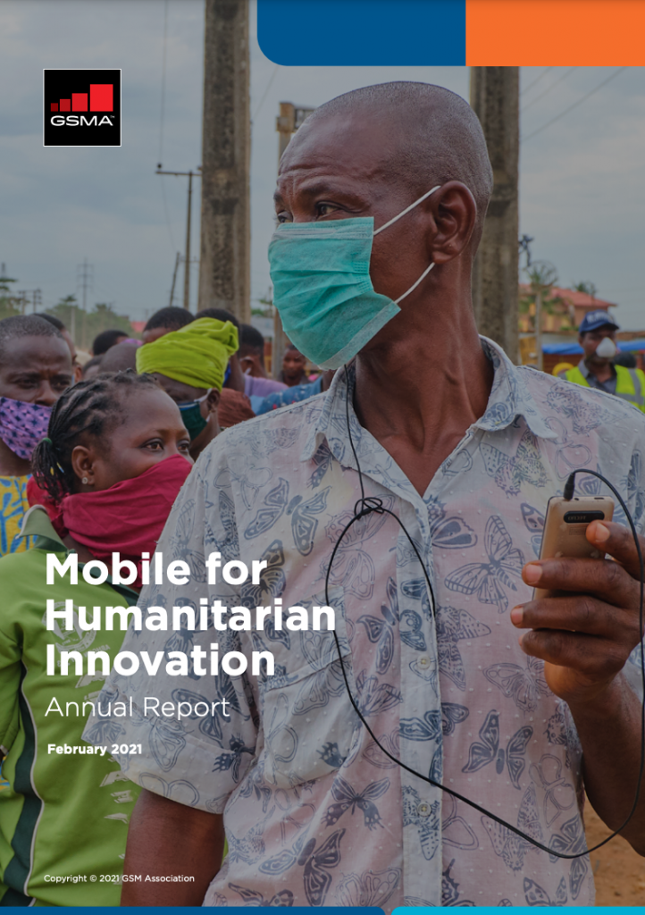 Mobile for Humanitarian Innovation: Annual Report image