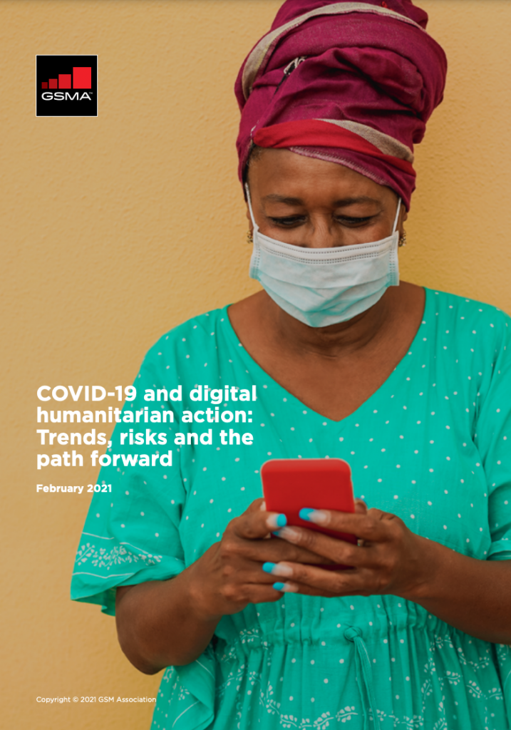 COVID-19 and digital humanitarian action: Trends, risks and the path forward image