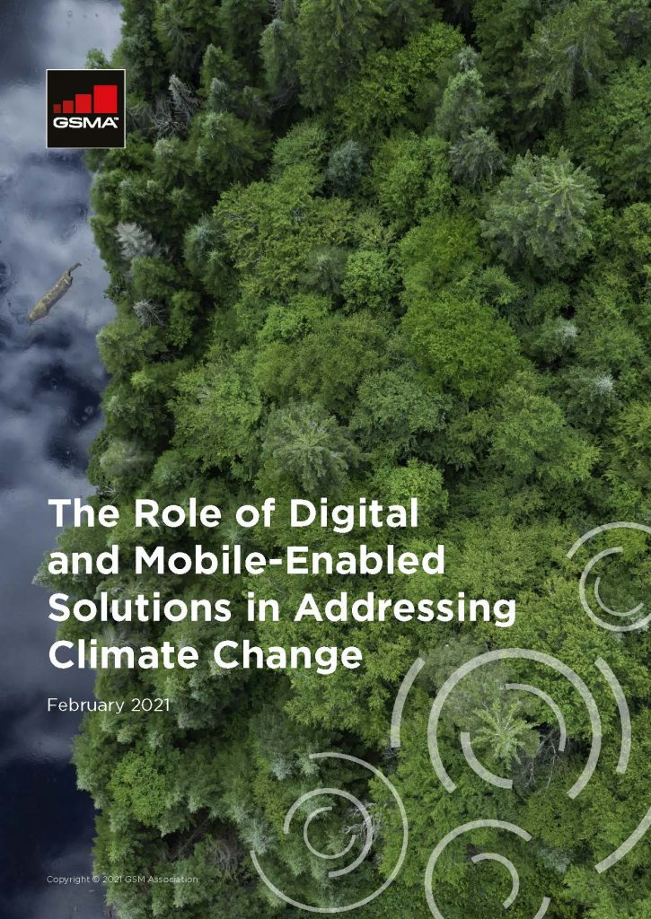 The Role of Digital and Mobile-Enabled Solutions in Addressing Climate Change image