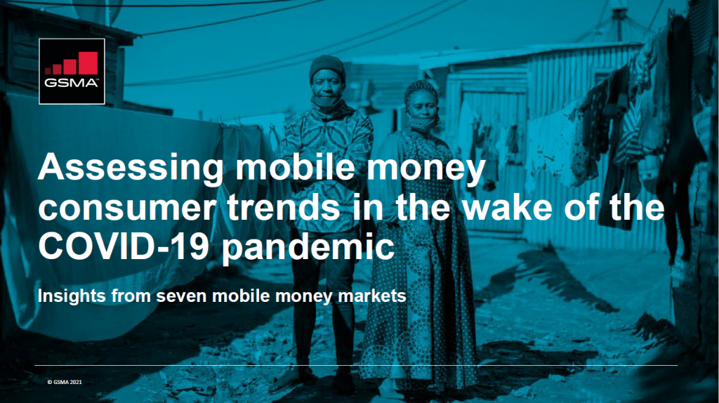 Assessing mobile money consumer trends in the wake of the COVID-19 pandemic image