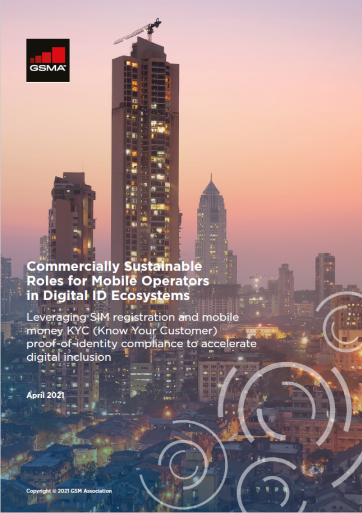 Commercially Sustainable Roles for Mobile Operators in Digital ID Ecosystems image