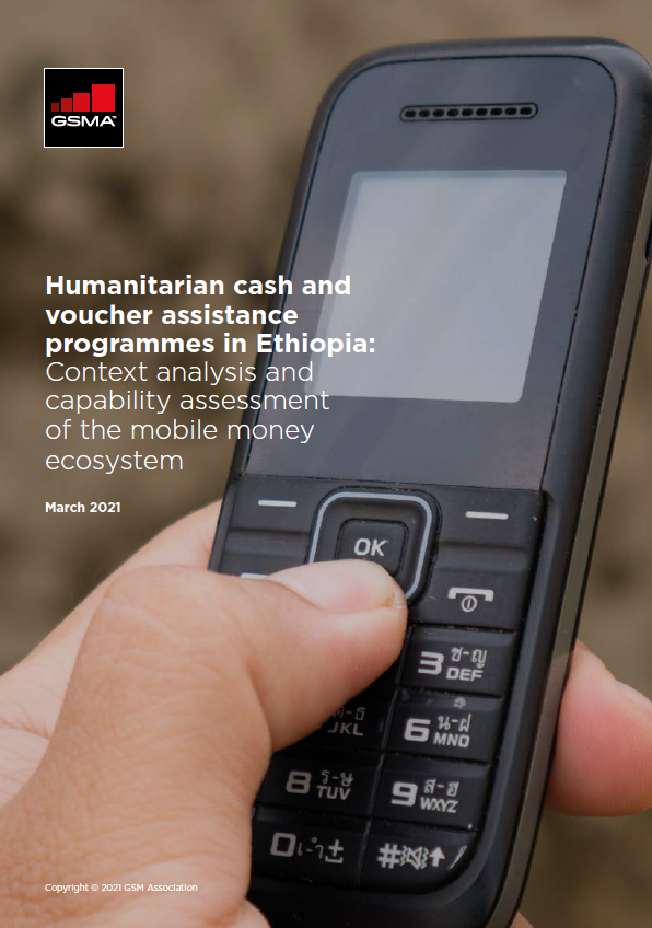 Humanitarian cash and voucher assistance programmes in Ethiopia image