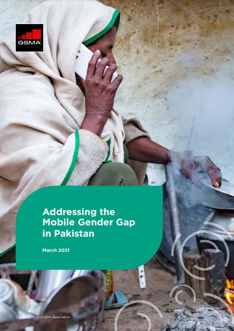 Addressing the Mobile Gender Gap in Pakistan image