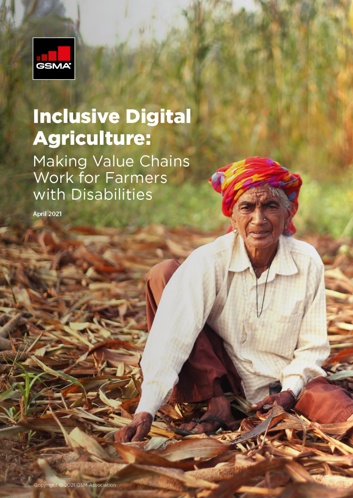 Inclusive Digital Agriculture: Making value chains work for farmers with disabilities image