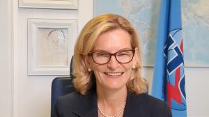 Doreen Bogdan-Martin, Director, Telecommunication Development Bureau, ITU
