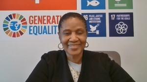 Phumzile Mlambo-Ngcuka, Executive Director, UN Women