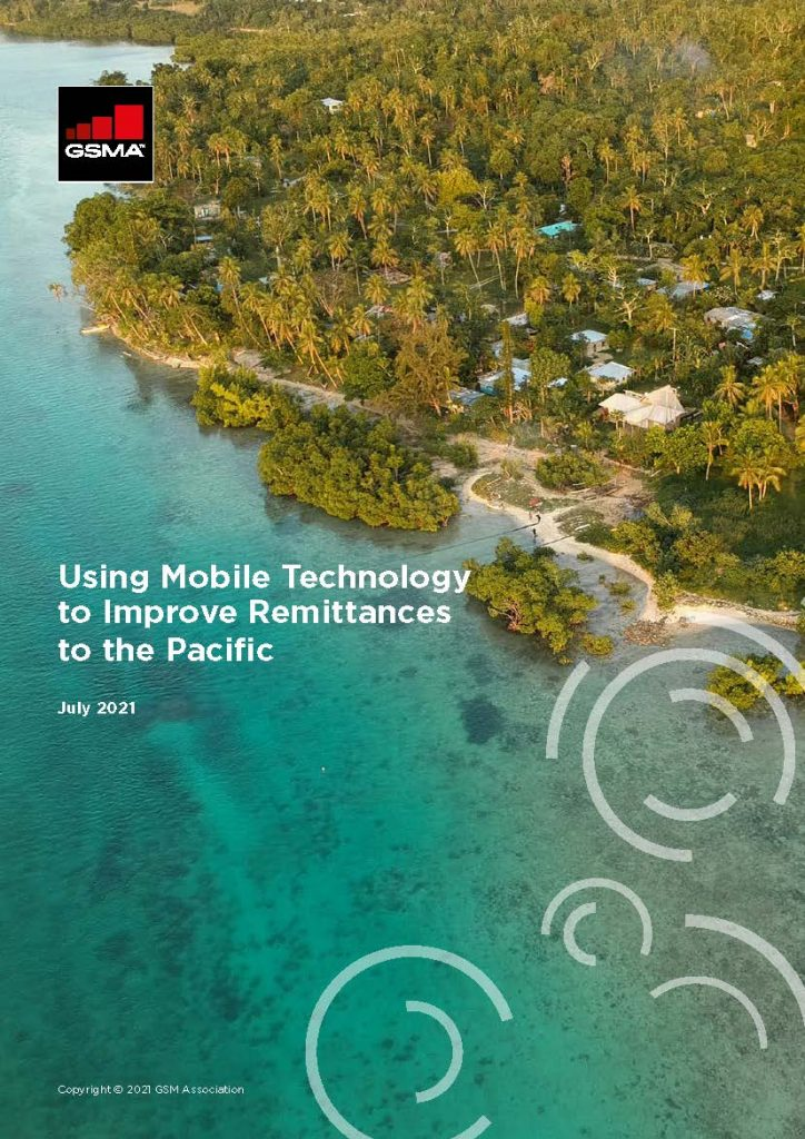 Using Mobile Technology to Improve Remittances to the Pacific image